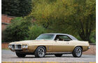 1969 Pontiac Firebird Coupé.
