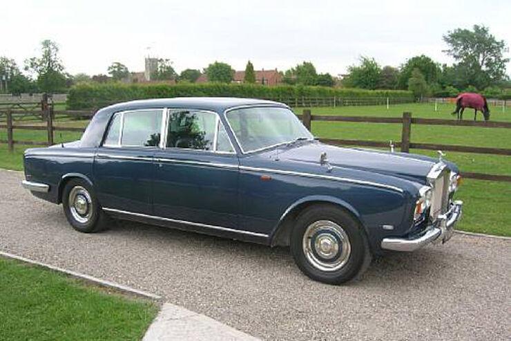 1969er Rolls-Royce Silver Shadow Saloon