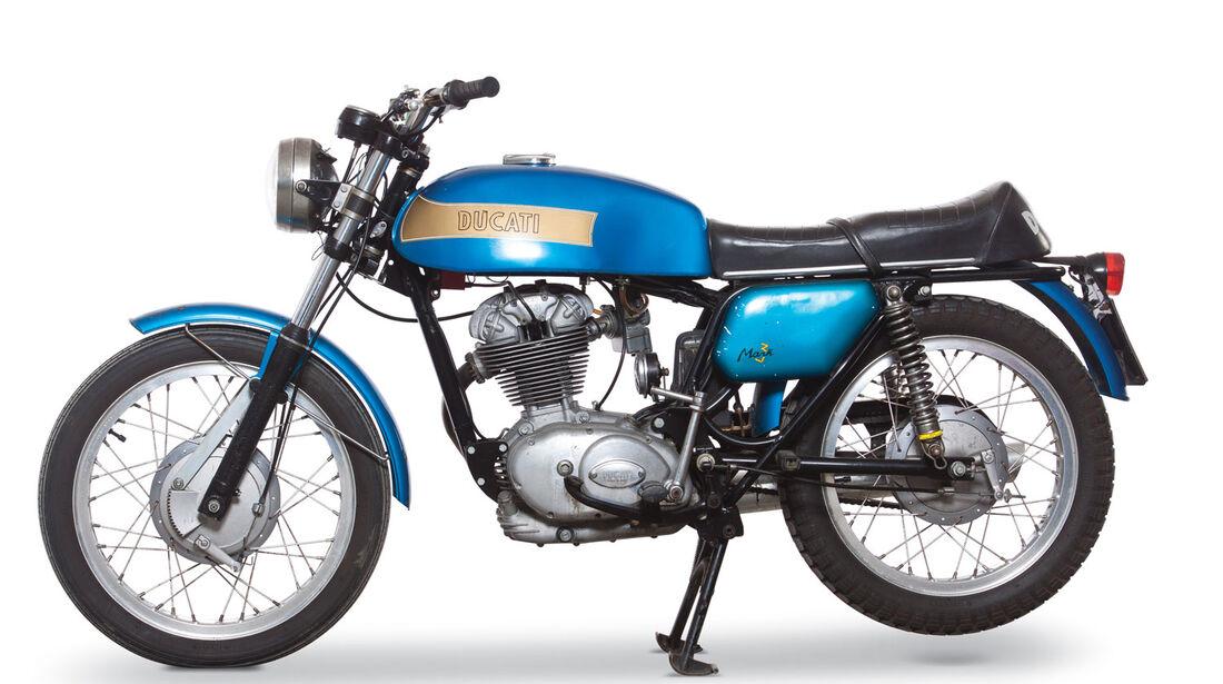 1970 Ducati 250 Mark 3 RM Auctions Monaco 2012
