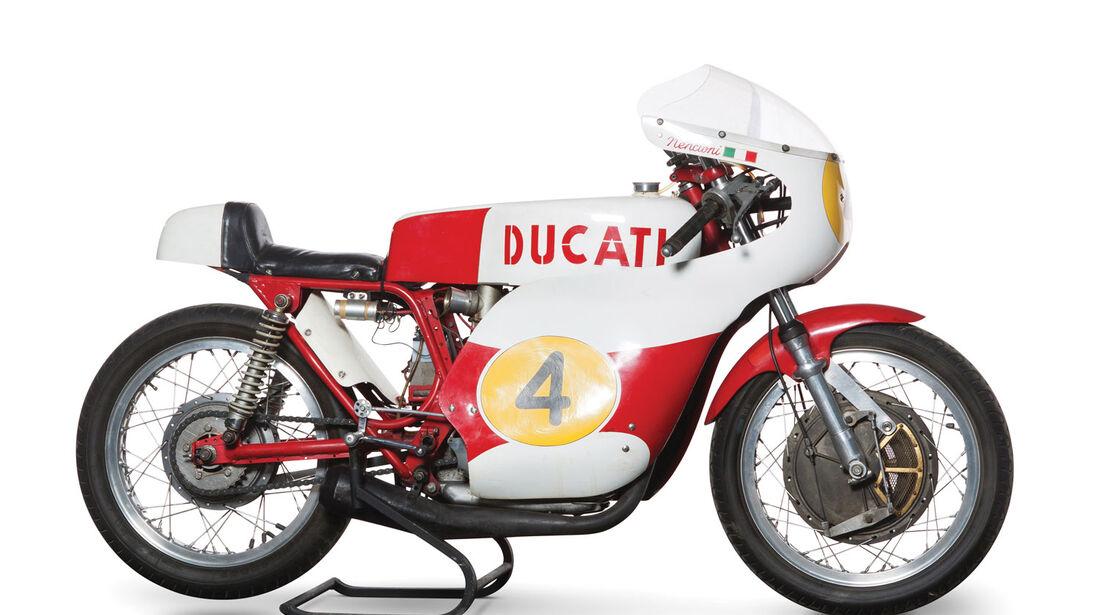 1970 Ducati 450 Desmo Corsa RM Auctions Monaco 2012