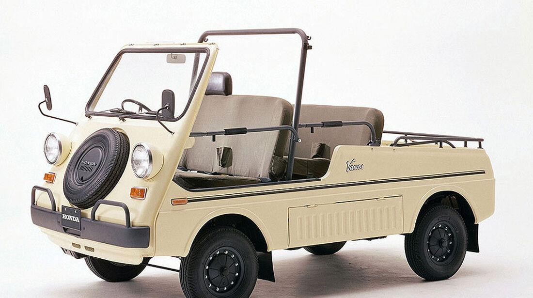 1970 Honda Vamos
