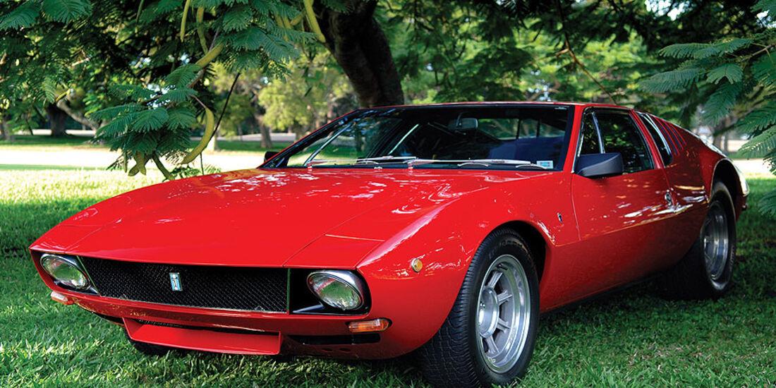1970er DeTomaso Mangusta