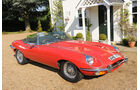1970er Jaguar E-Type Series 2 Roadster
