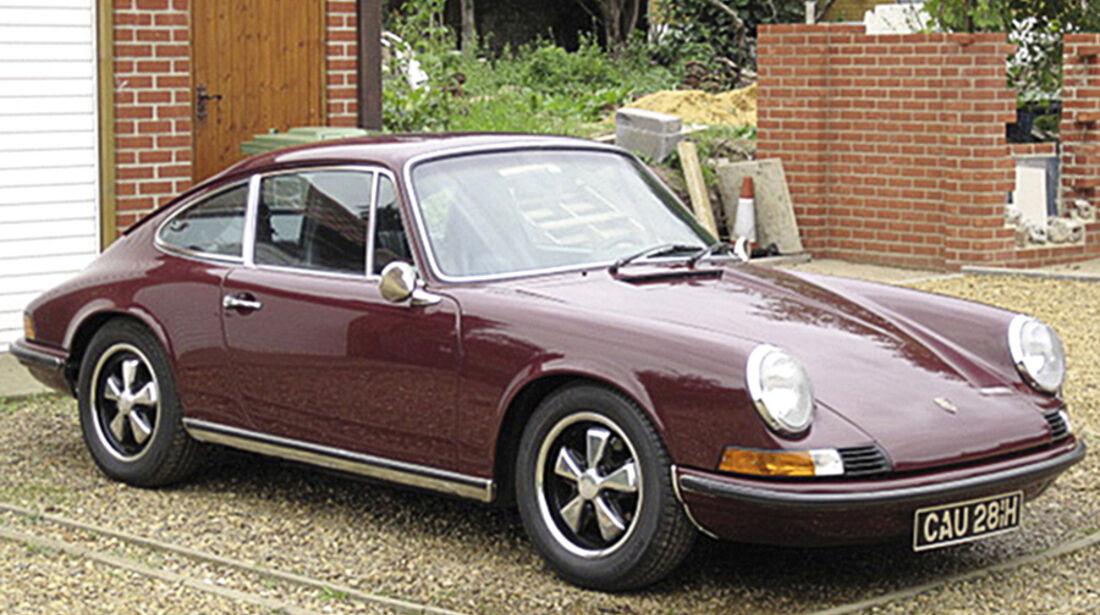 1970er Porsche 911E 2.2-Litre Coupé
