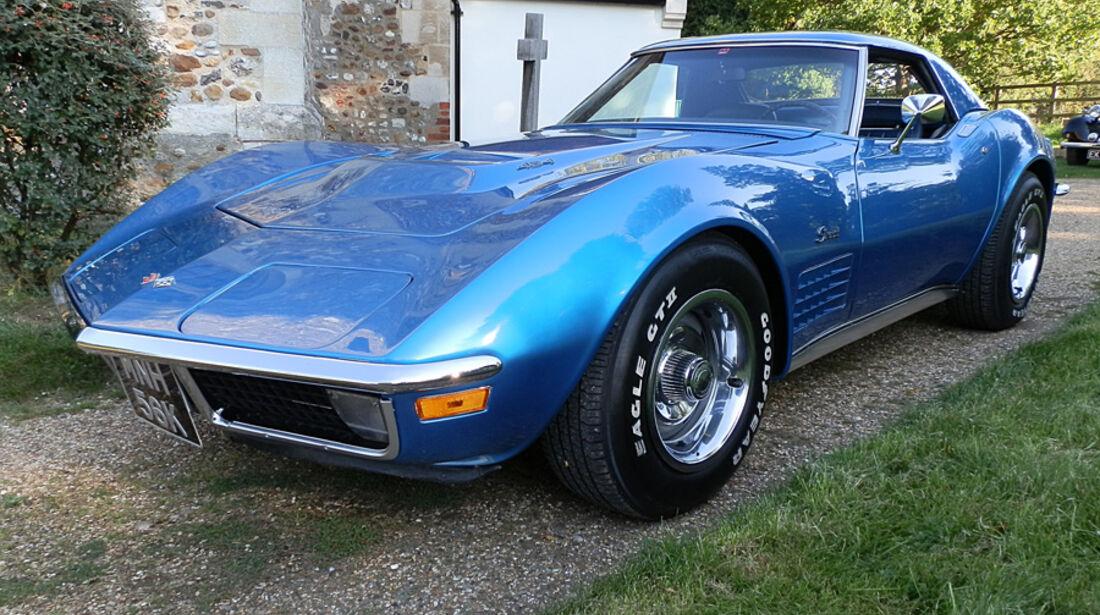 1971er Chevrolet Corvette Stingray 7.4-Litre Convertible