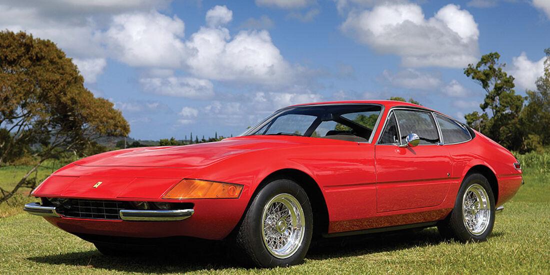 1971er Ferrari 365 GTB/4 Daytona