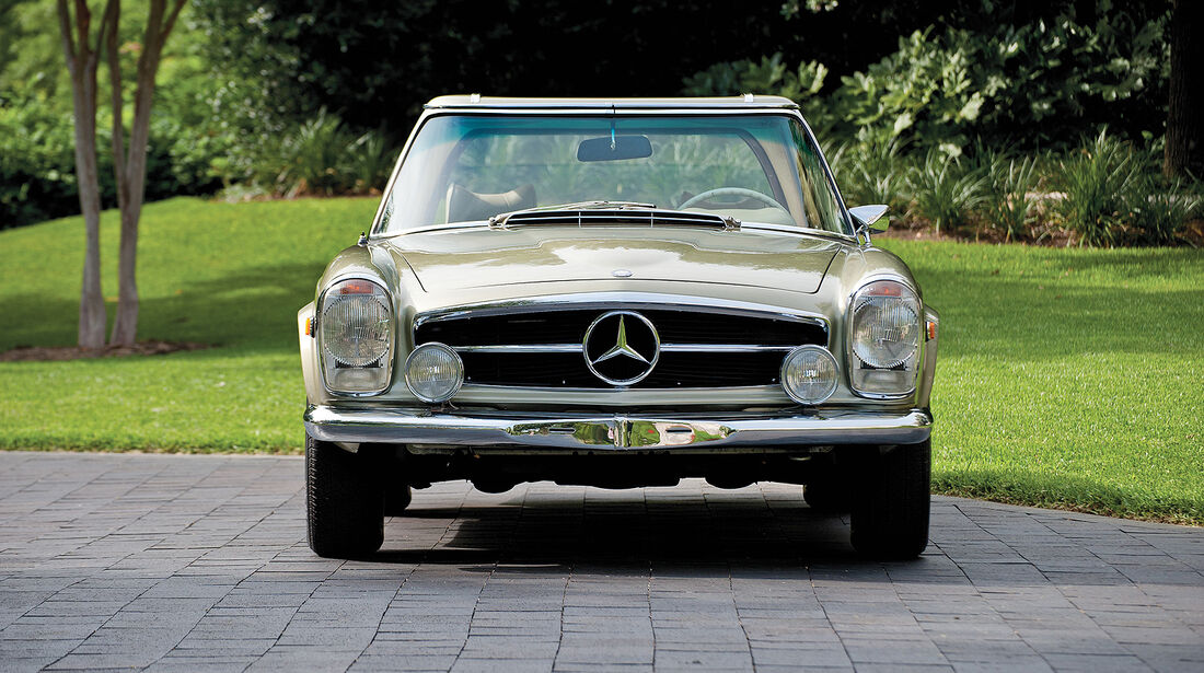 1971er Mercedes-Benz 280SL