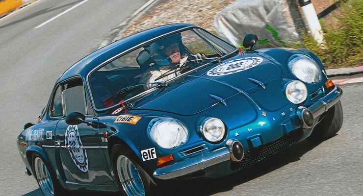1972er Alpine A110 1600 S