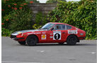 1972er Datsun 240Z Historic Rally Car