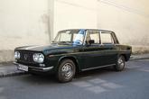 1972er Lancia Fulvia Berlina
