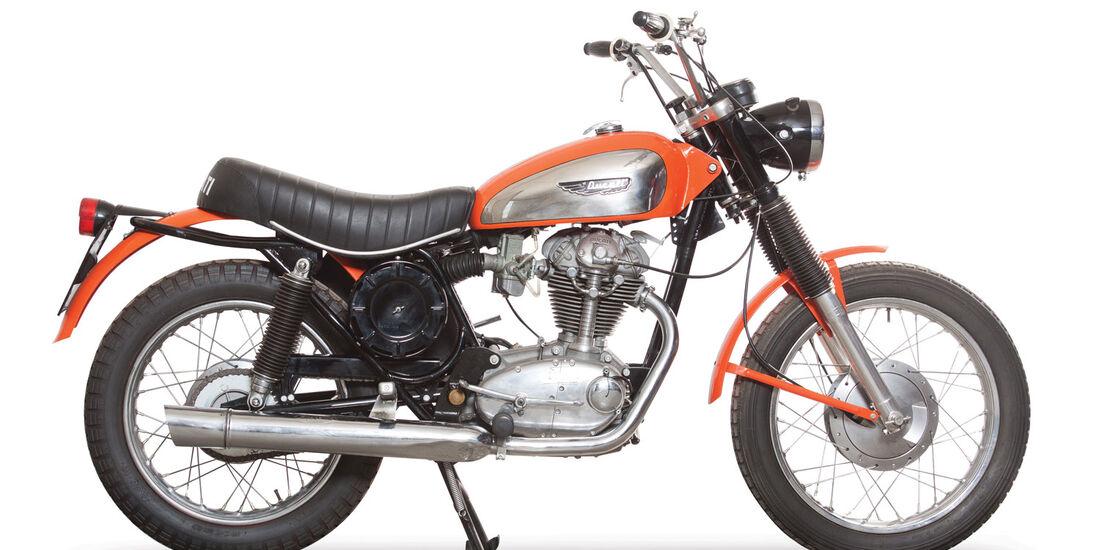 1973 Ducati 350 Scrambler RM Auctions Monaco 2012