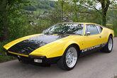1973er De Tomaso Pantera GTS