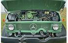 1974 Mercedes-Benz Unimog 406A Kippwagen 4x4
