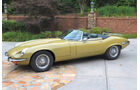 1974er Jaguar E-type Series III V12 Roadster