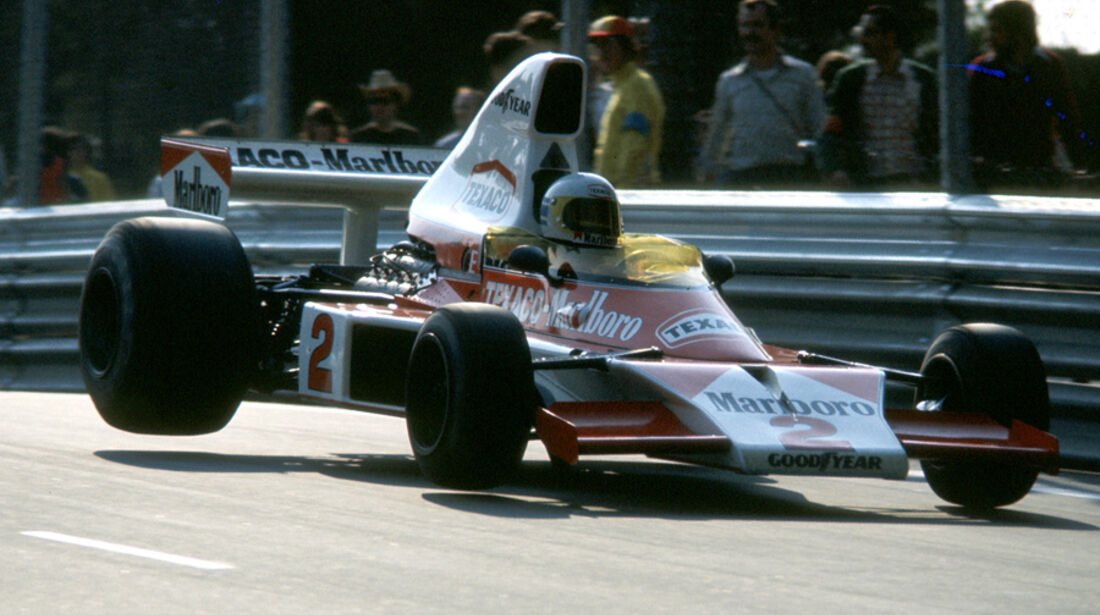 1975 Jochen Mass McLaren