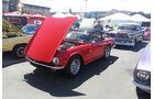 1976er Triumph TR6 Cabriolet