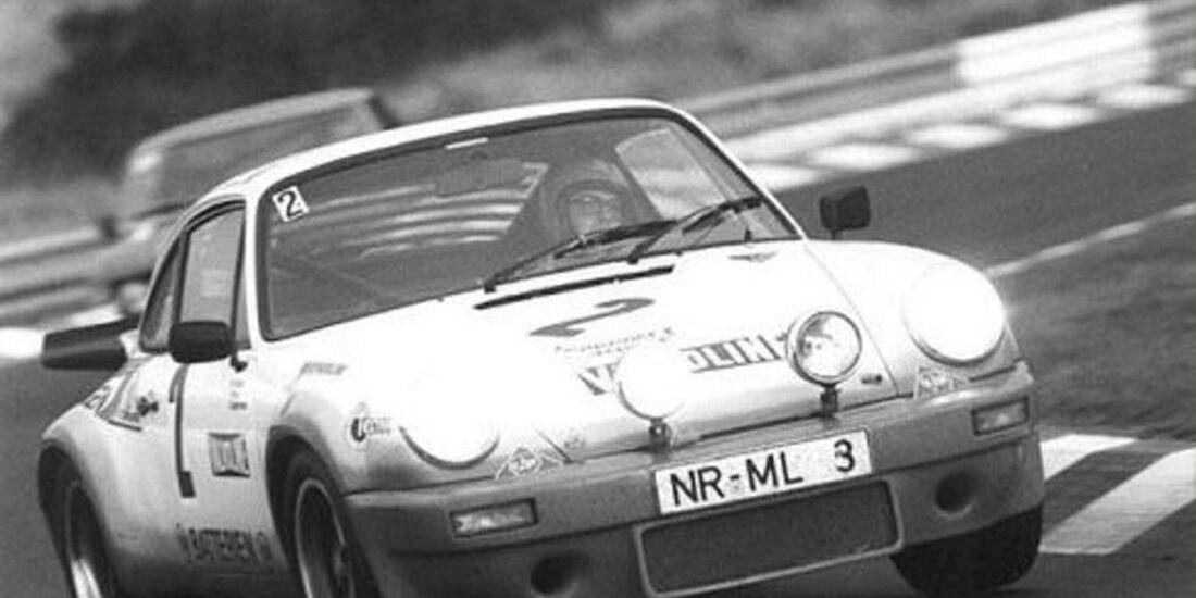 1977 Porsche Carrera 24h-Rennen Nürburgring