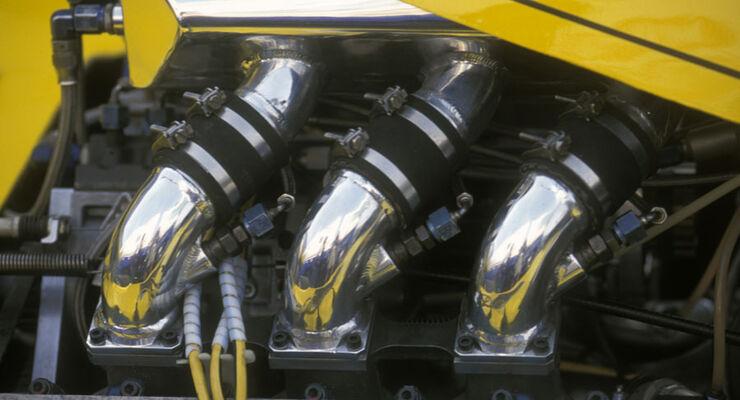 1977 Renault Turbo V6
