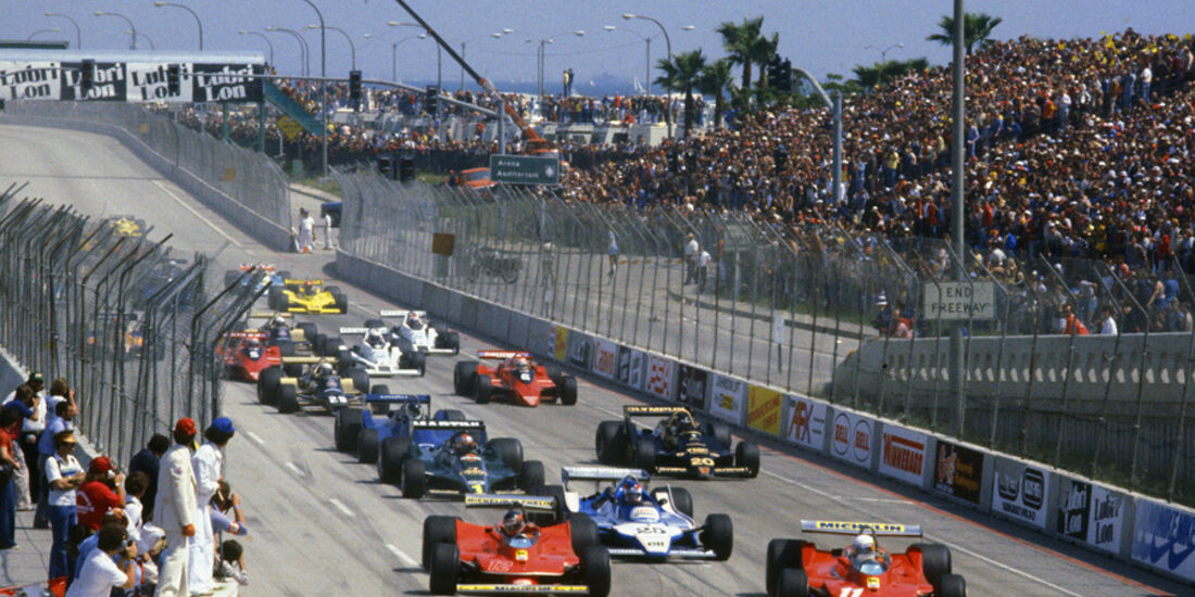 1979 Scheckter Villeneuve