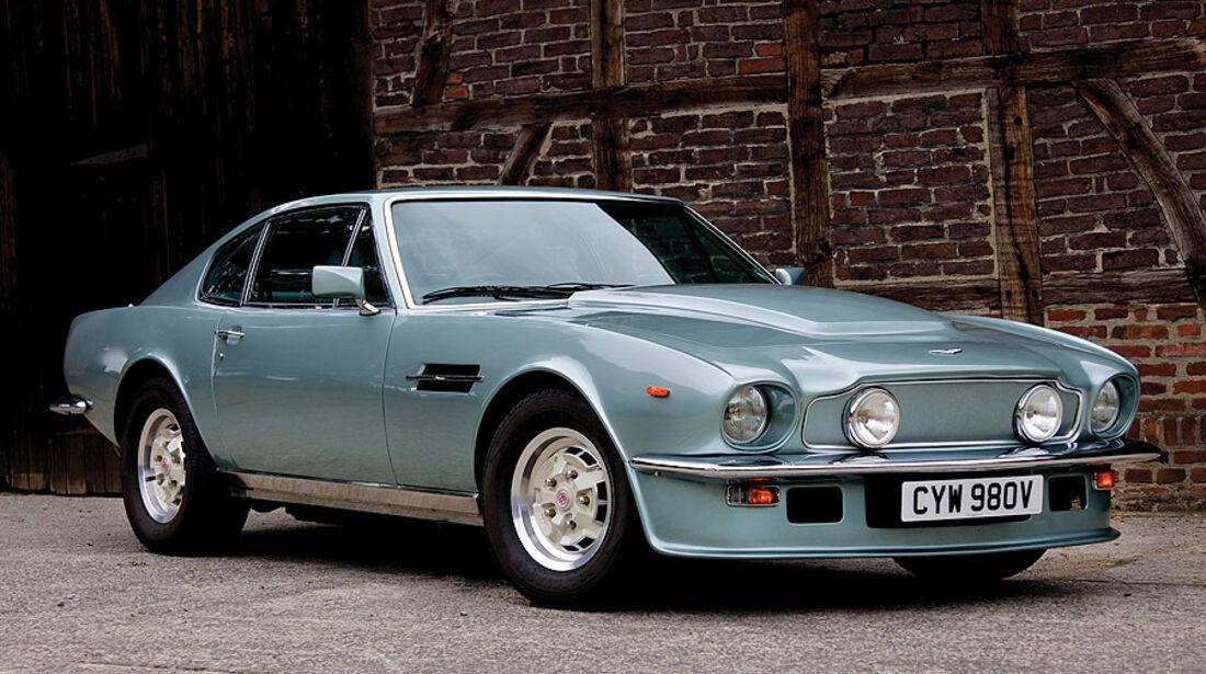 "1979er Aston Martin V8 Vantage ""Oscar India"""