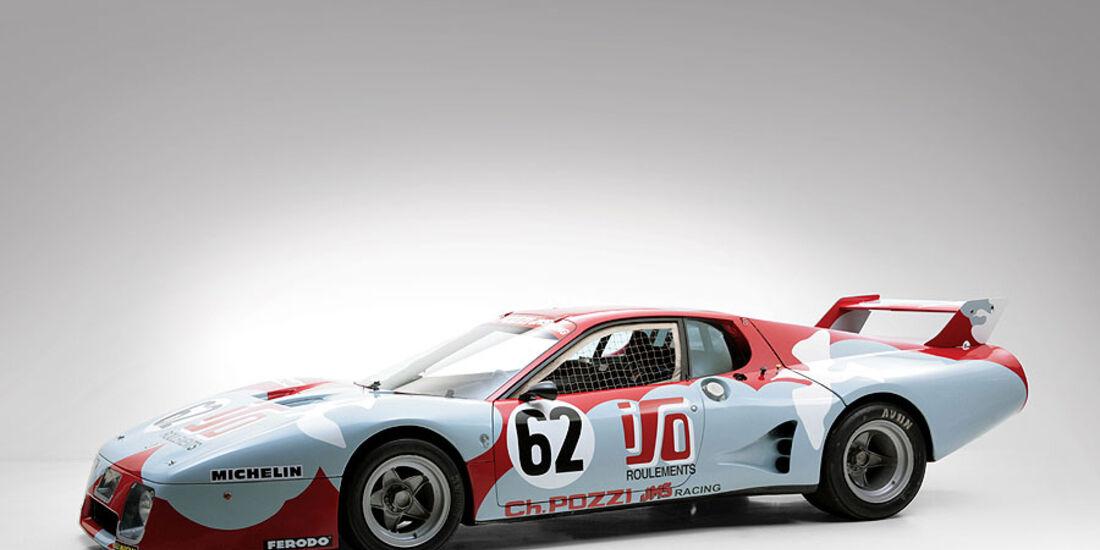 1979er Ferrari 512 BB/LM Competition Berlinetta
