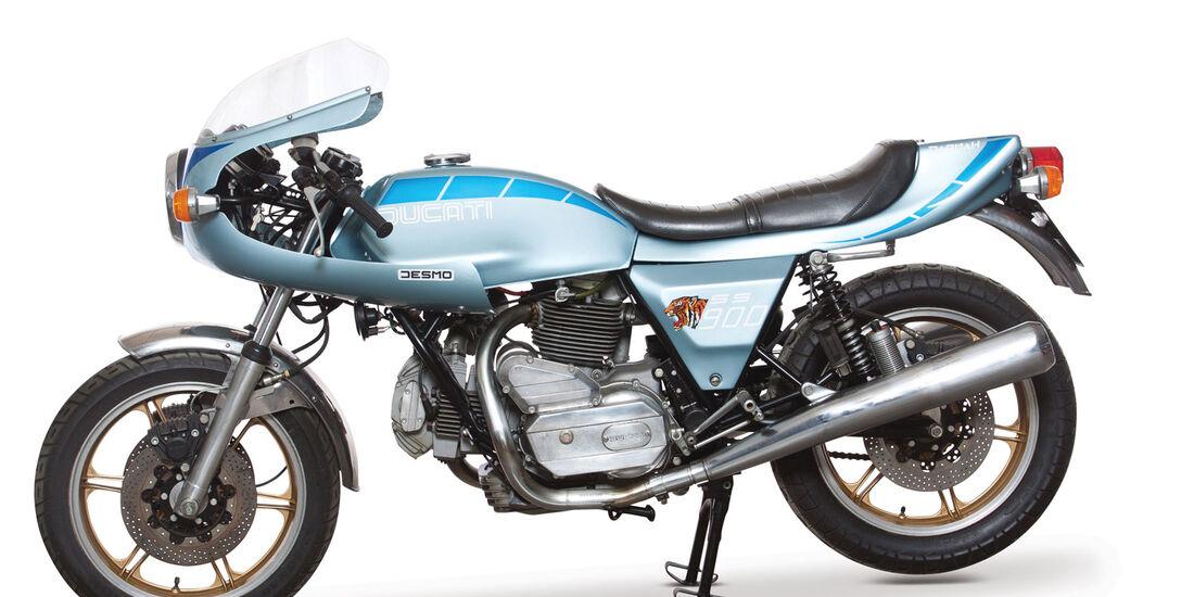 1980 Ducati 900 Super Sport Darmah RM Auctions Monaco 2012
