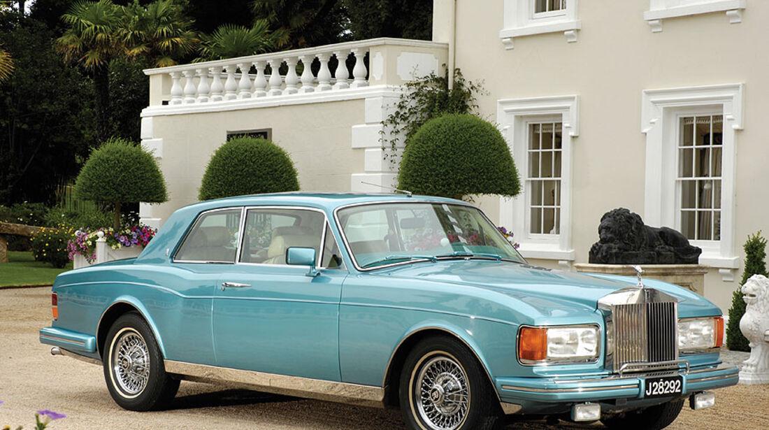1980er Rolls-Royce Corniche Two-Door Saloon