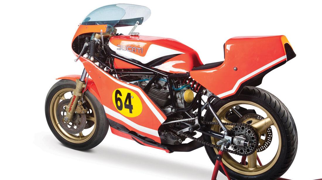 1981 Ducati TT2 Prototipo Saltarelli RM Auctions Monaco 2012