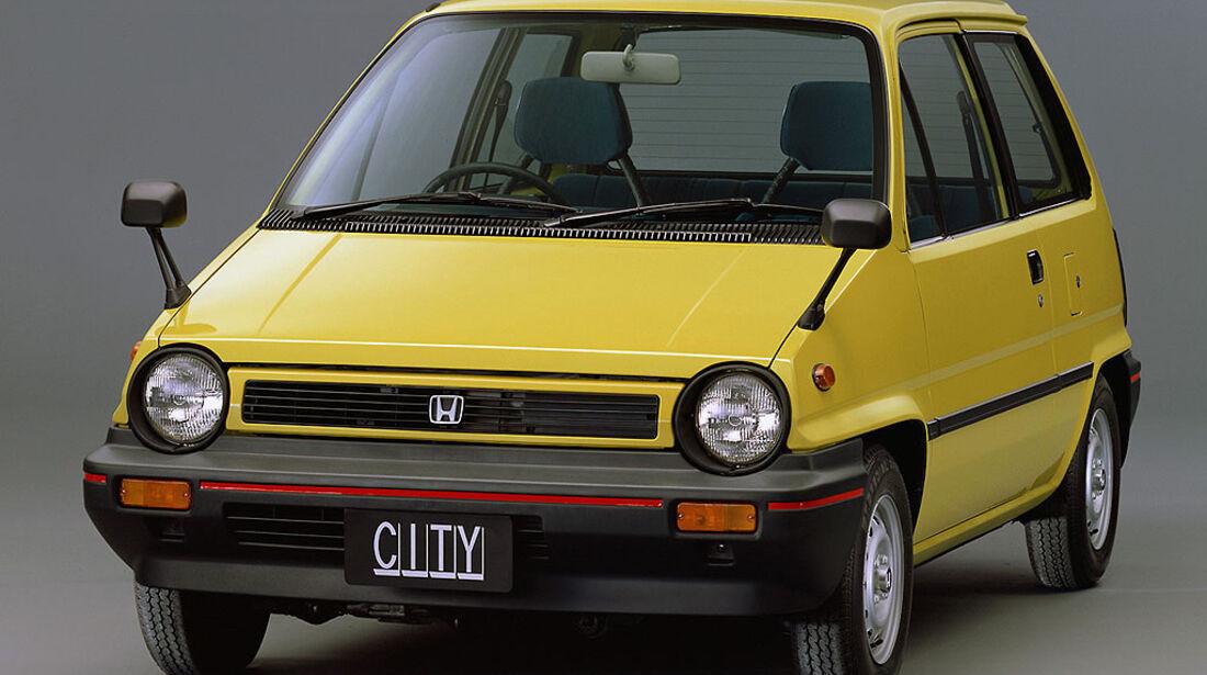 1981 Honda City