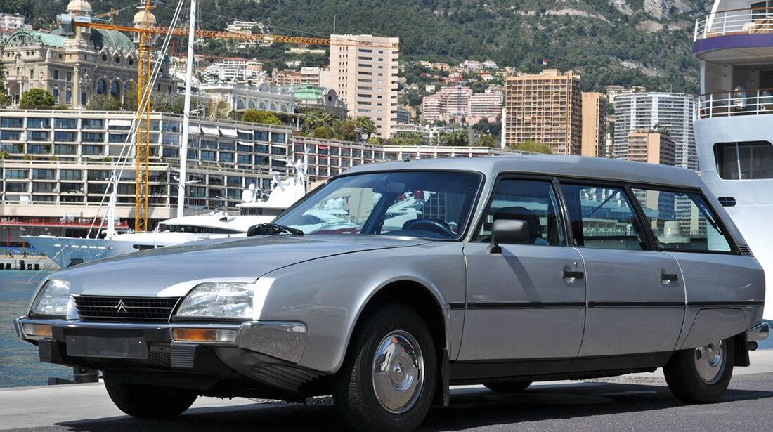 1981er Citroën CX Reflex D Break