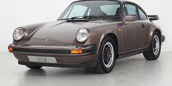 1982 Porsche 911 SC 3.2 Liter Werksversuchswagen Ex-Helmuth Bott