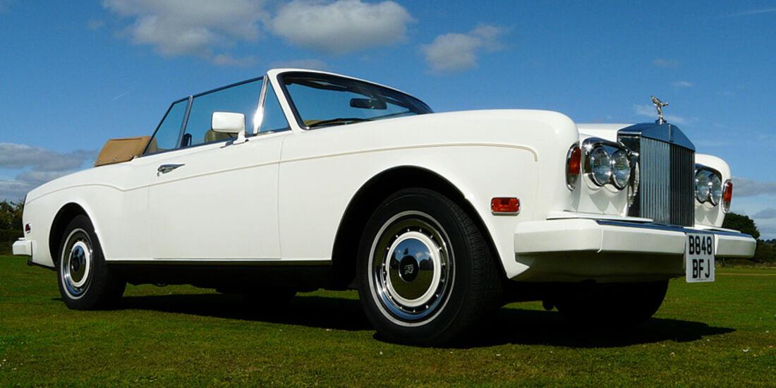 1984er Rolls-Royce Corniche Convertible