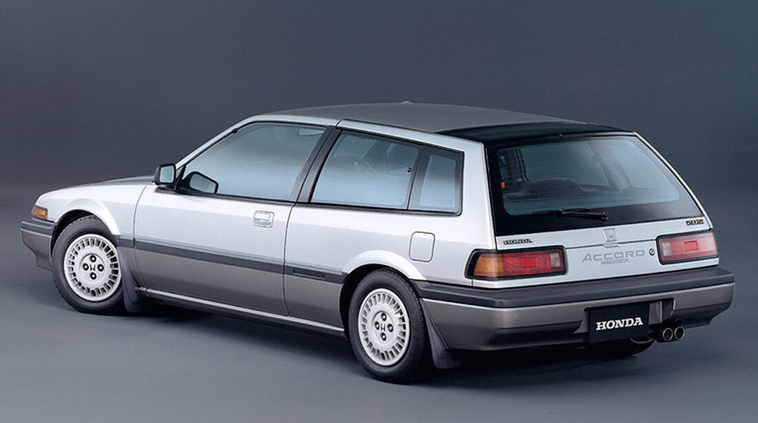 1985 Honda Accord Aerodeck
