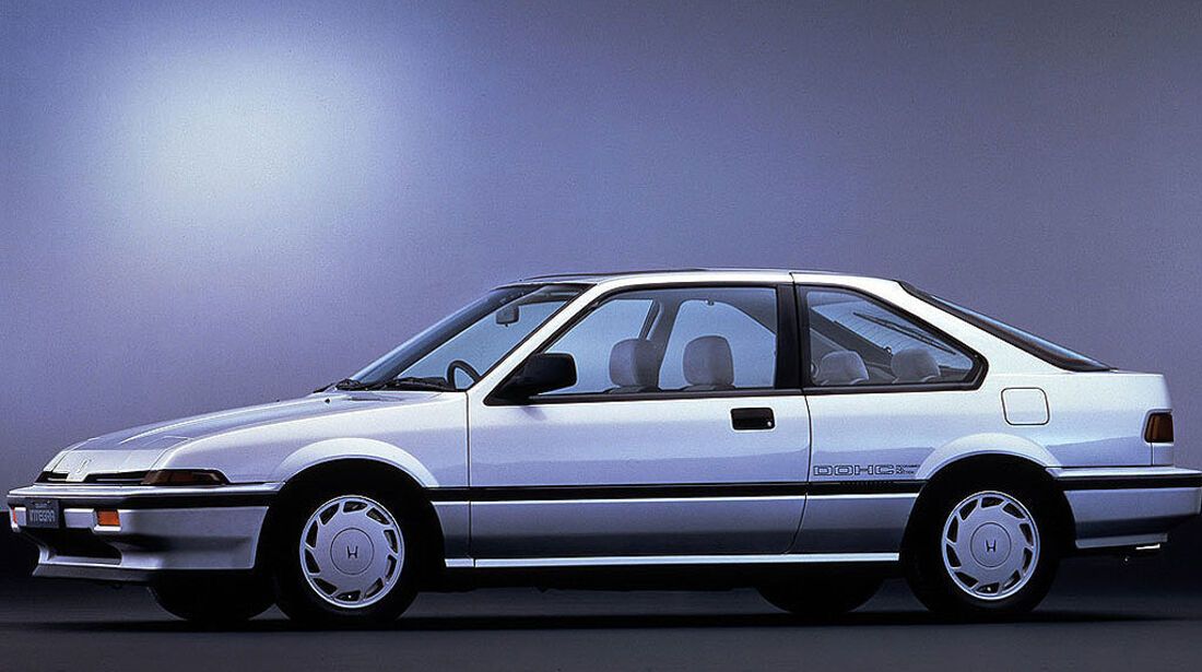 1985 Honda Integra