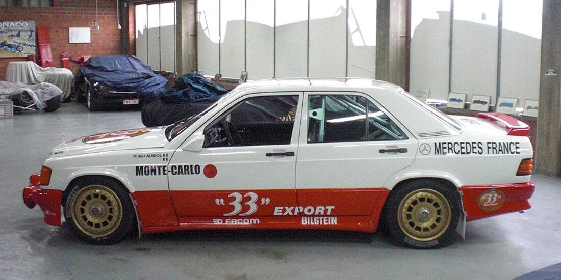 1985 Works Mercedes-Benz 190 E 2.3 16V
