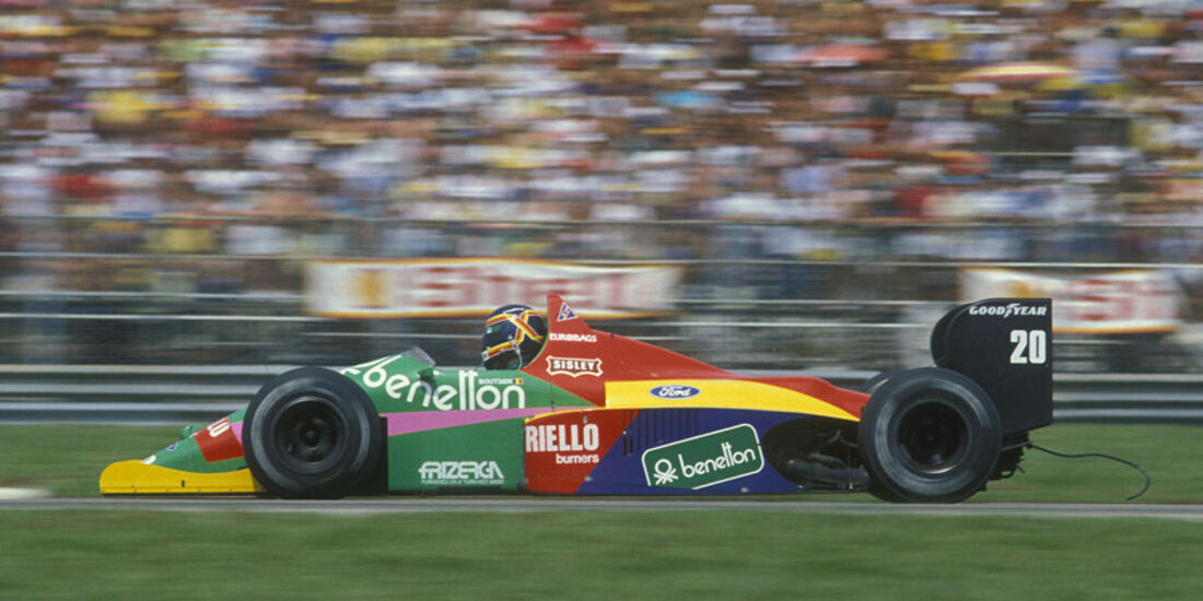 1987 Benetton Ford V6 Turbo