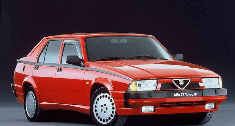 1988-1991 Alfa Romeo 75 1.8i Turbo