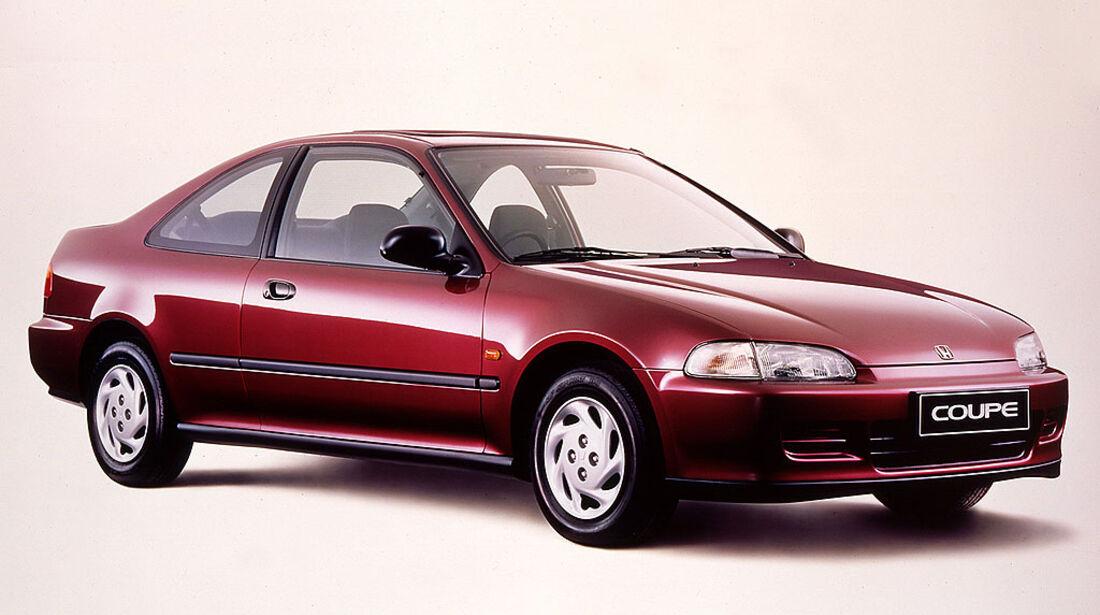 1991 Honda Civic Coupé