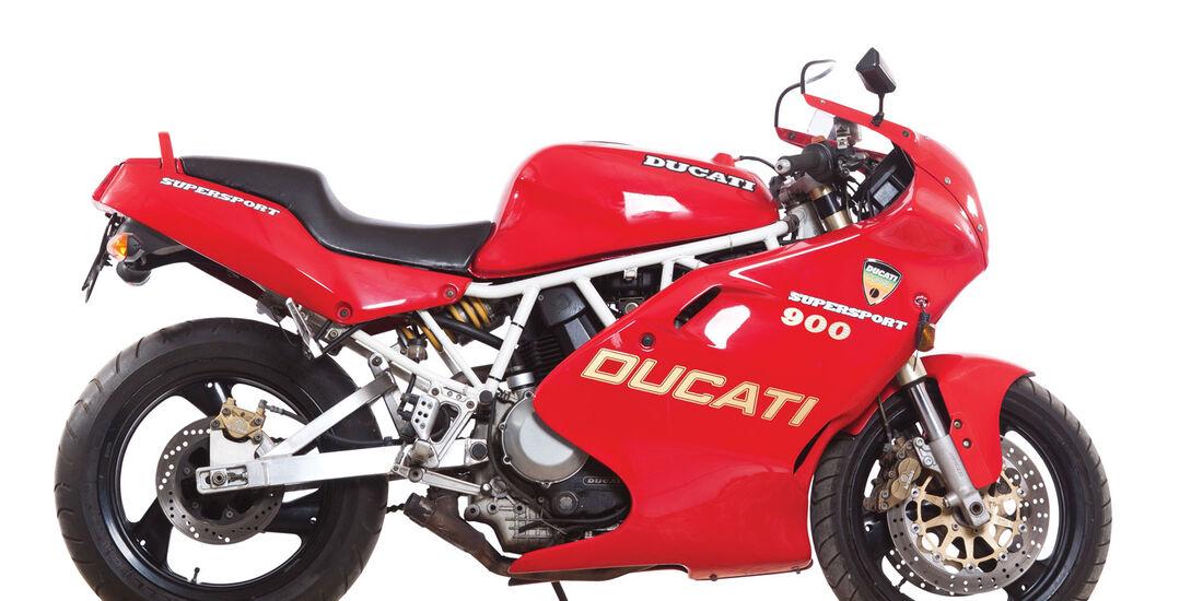 1992 Ducati 900 Super Sport RM Auctions Monaco 2012