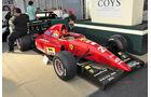 1992er Ferrari F92/644 - Formel 1 Wagen