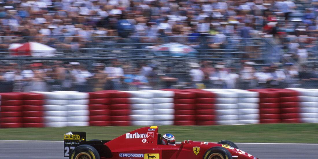 1995 Kanada Alesi