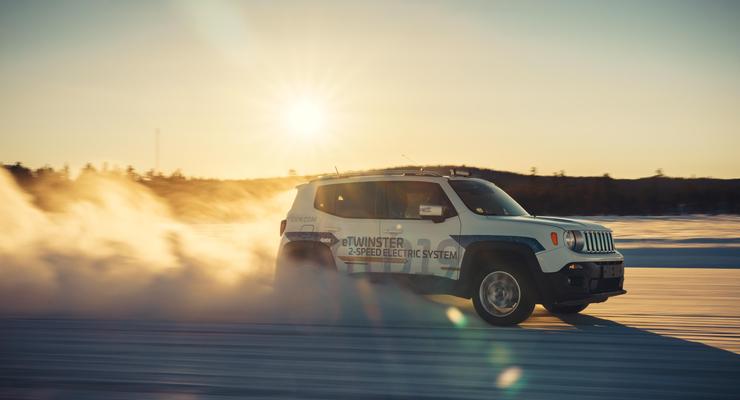 2/2019, GKN Driveline Jeep