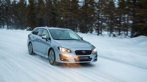 2/2019, Subaru Levorg 2019