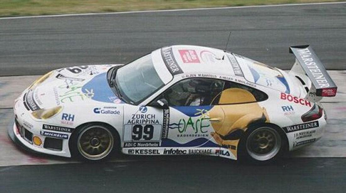 2000 Porsche 996 GTR 24h-Rennen Nürburgring