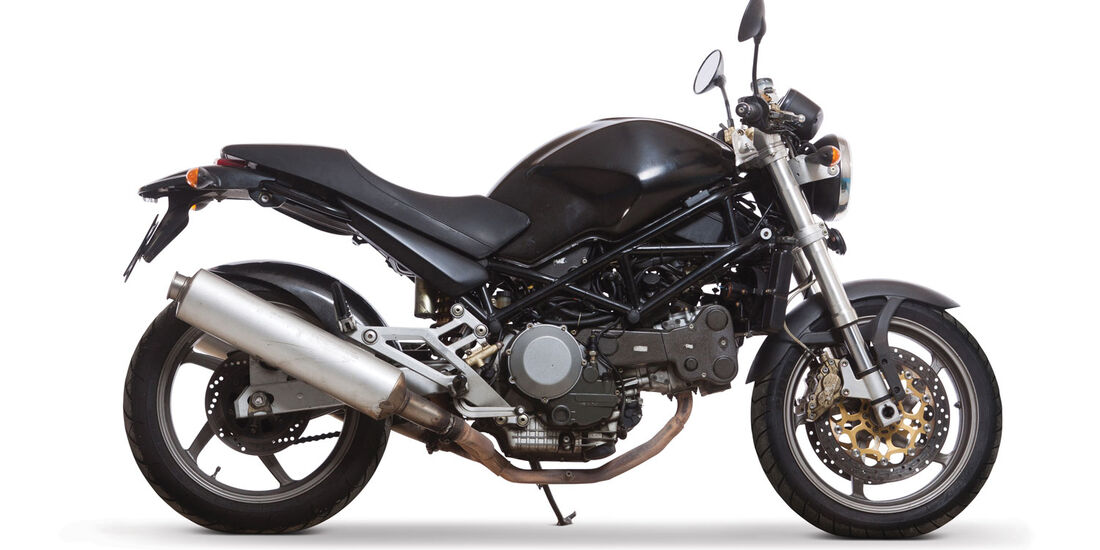 2001 Ducati Monster S4R RM Auctions Monaco 2012