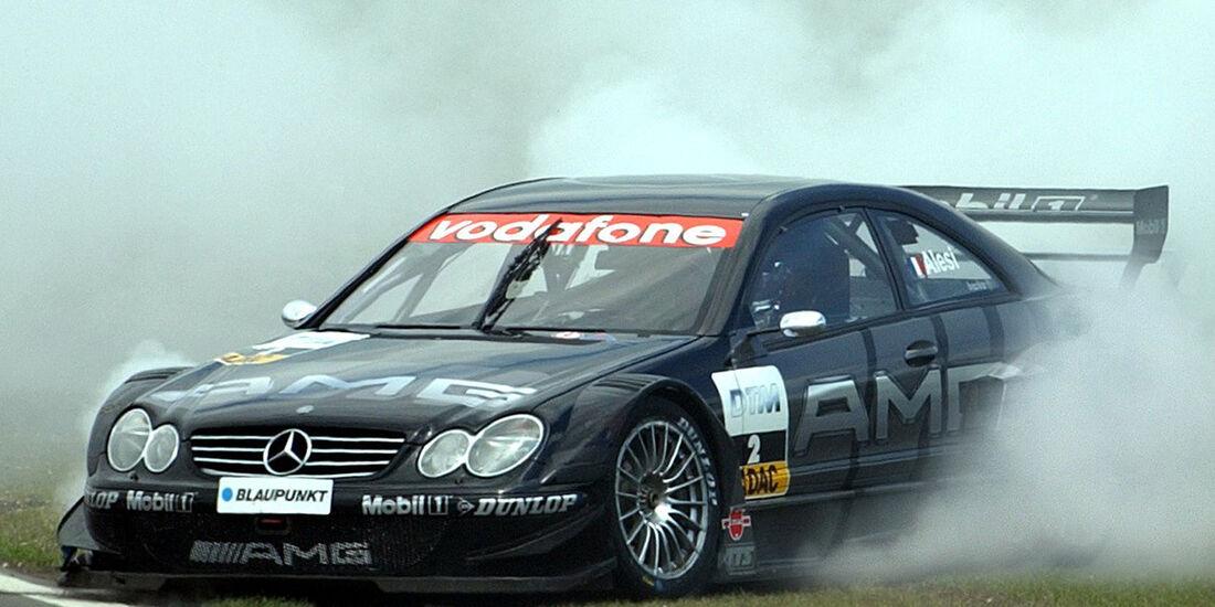 2002 DTM Alesi