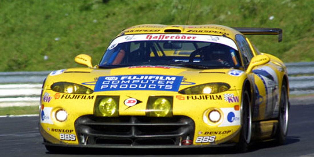 2002 Viper GTS-R 24h-Rennen Nürburgring