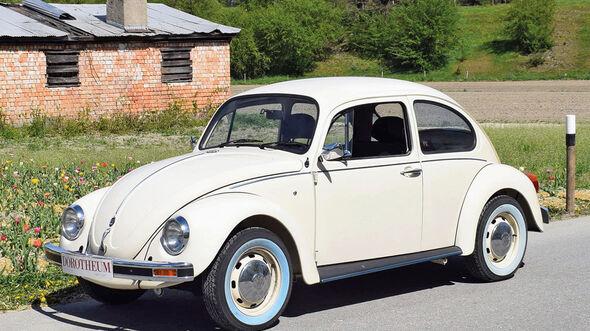 """2003 Volkswagen Käfer """"Ultima Edicion"""""""