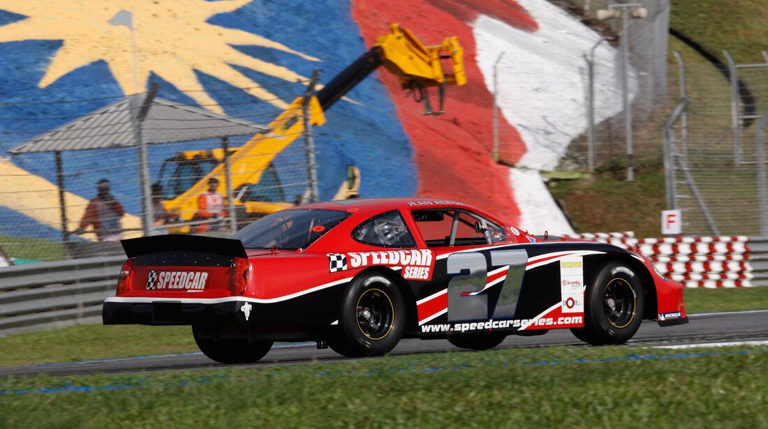 2008 Speedcar Alesi