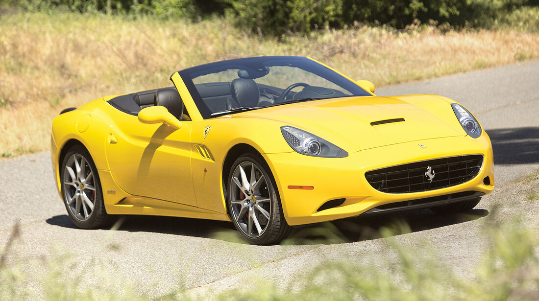 2010er Ferrari California